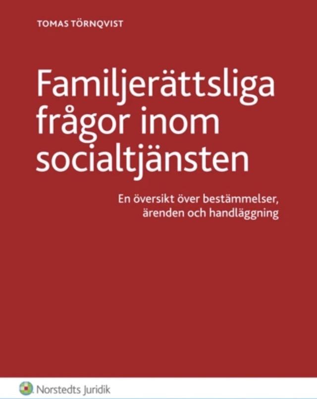 Familjerättsliga frågor inom socialtjänsen